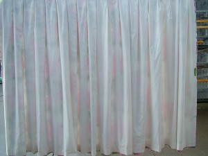 how to clean mould off wooden blinds