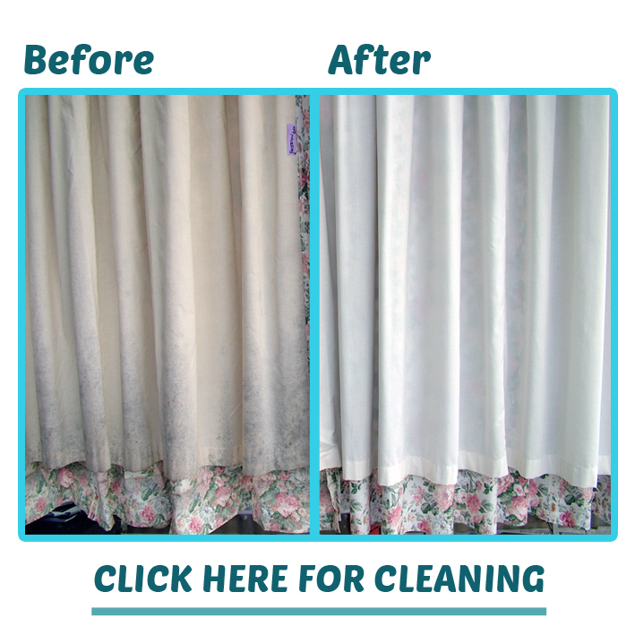 Price Information For Cleaning Curtains And Roman Blinds